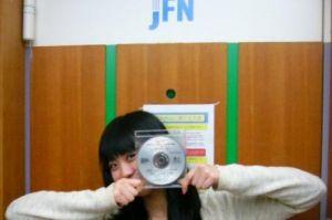 CDと一緒に